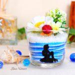 【海好き】マーメイド・人魚モチーフのサンドアート雑貨で海をプレゼント♡