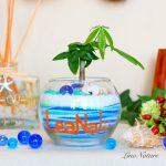 【開店祝い】ハワイアンチックな海と雰囲気を取り入れた贈り物